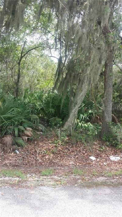 Debary Residential Lots & Land For Sale: 259 Toms Road