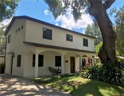 Orlando Single Family Home For Sale: 1421 Baltimore Avenue