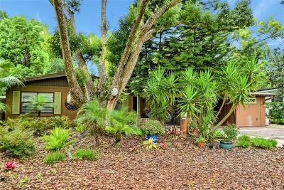 Winter Park Single Family Home For Sale: 1850 Windsor Drive