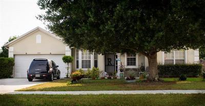 Groveland Single Family Home For Sale: 1709 Manchurian Street