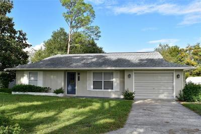Debary Single Family Home For Sale: 50 Bonita Road