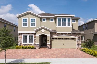 Kissimmee Single Family Home For Sale: 250 Clawson Way