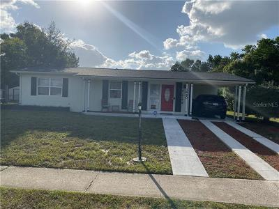 Deltona Single Family Home For Sale: 1440 N Normandy Boulevard