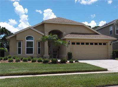 Hunters Creek Single Family Home For Sale: 14338 Sports Club Way