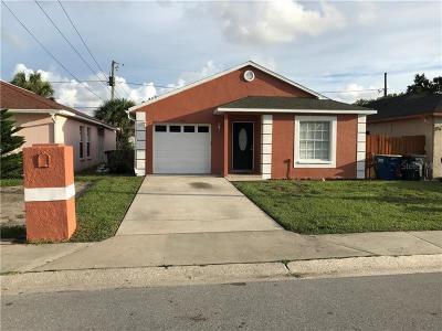 Single Family Home For Sale: 1113 Tangerine Street