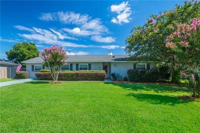 Winter Park Single Family Home For Sale: 7565 Dockside Street