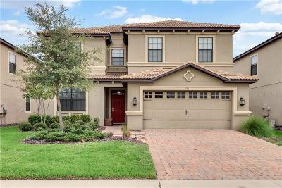 Orlando, Windermere, Winter Garden, Kissimmee, Champions Gate, Championsgate, Davenport, Clermont, Haines City, Reunion Single Family Home For Sale: 9161 Caddie Way