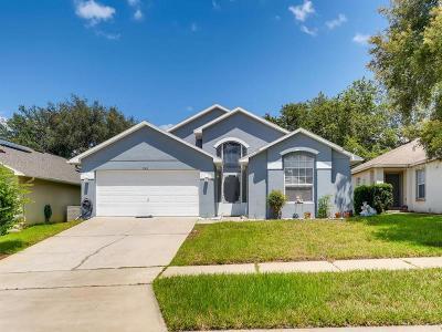 Groveland Single Family Home For Sale: 1143 Singleton Circle