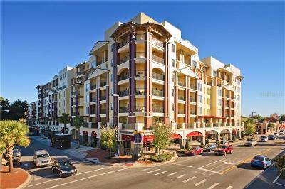 Orlando Condo For Sale: 630 Vassar Street #2507