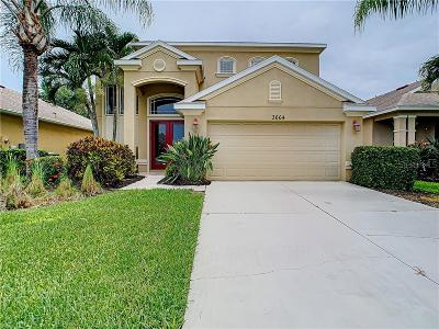 Bradenton Single Family Home For Sale: 3664 Summerwind Circle