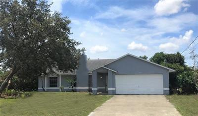 Deltona Single Family Home For Sale: 1577 Joyner Drive