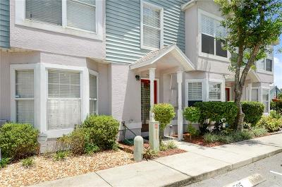 Winter Springs Townhouse For Sale: 509 Shadow Glenn Place
