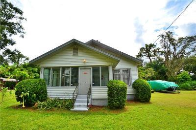 Apopka Single Family Home For Sale: 3763 Stuart Street