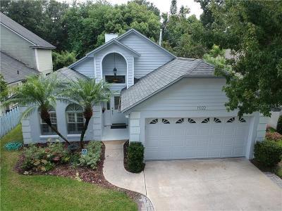 Orlando Single Family Home For Sale: 1022 Shady Lane Drive