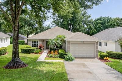 Clermont Single Family Home For Sale: 3609 Rollingbrook Street