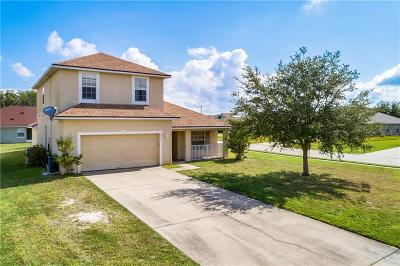 Kissimmee Single Family Home For Sale: 2711 Eagle Creek Court