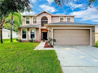 Apopka Single Family Home For Sale: 1121 Welch Hill Circle