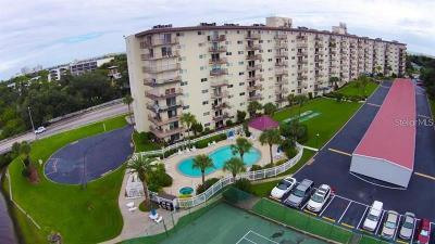 Daytona Beach Condo For Sale: 100 Silver Beach Avenue #312