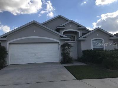 Davenport Single Family Home For Sale: 641 Brayton Lane