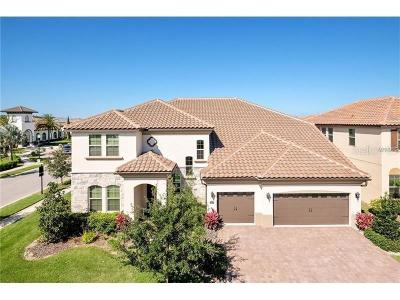 Orlando Single Family Home For Sale: 8591 Geddes Loop