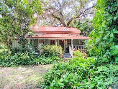 Sanford Single Family Home For Sale: 3310 S Mellonville Avenue