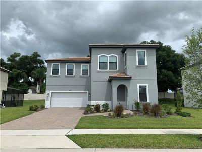Haines City Single Family Home For Sale: 124 Macaulay's Curve