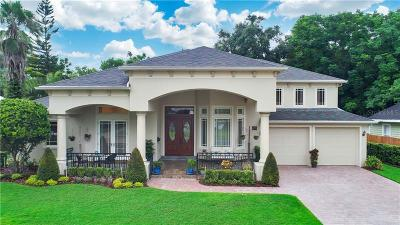 Orlando Single Family Home For Sale: 431 E Miller Street