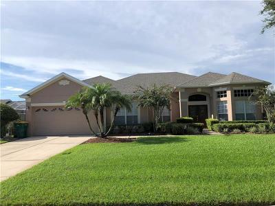 Kissimmee Single Family Home For Sale: 1618 Marina Lake Drive