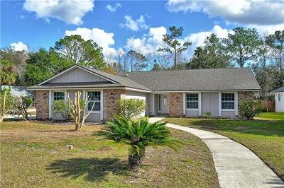Longwood Single Family Home For Sale: 708 Riverbend Boulevard