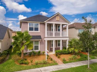 Orlando Single Family Home For Sale: 4882 Millennia Park Drive