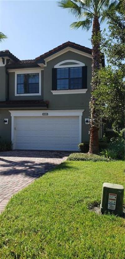 Winter Springs Townhouse For Sale: 1353 Congressional