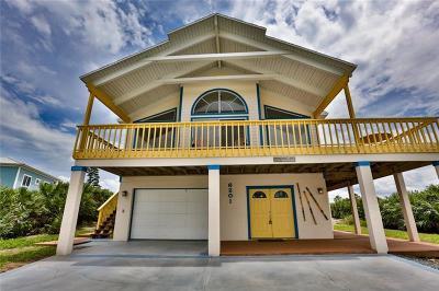 New Smyrna Beach Single Family Home For Sale: 6201 Turtlemound Road