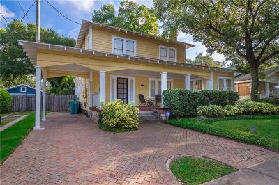 Orlando Single Family Home For Sale: 1513 E Amelia Street