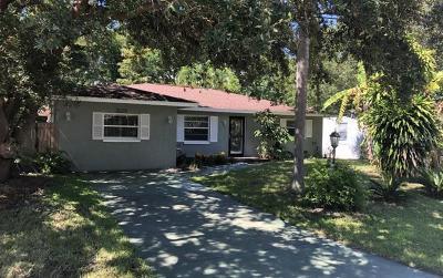 Sarasota Single Family Home For Sale: 2629 Nassau Street
