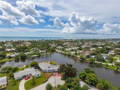 New Smyrna Beach, Daytona Beach, Cocoa Beach Single Family Home For Sale: 125 Aucila Road