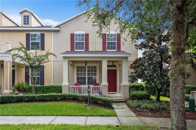 Orlando Townhouse For Sale: 2039 Sweet Birch Lane