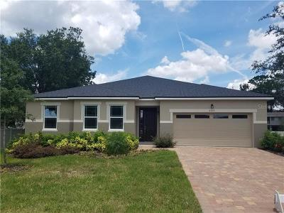 Deland Single Family Home For Sale: 2309 Oxmoor Drive