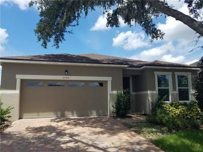 Volusia County Single Family Home For Sale: 2322 Kennington Cove