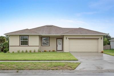 Brevard County Single Family Home For Sale: 3978 Tangle Drive