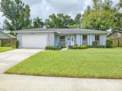 Winter Park Single Family Home For Sale: 2630 Tierra Circle
