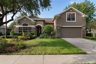 Winter Garden Single Family Home Pending: 12108 Rebeccas Run Drive