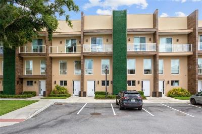 Kissimmee Townhouse For Sale: 7669 Recife Drive
