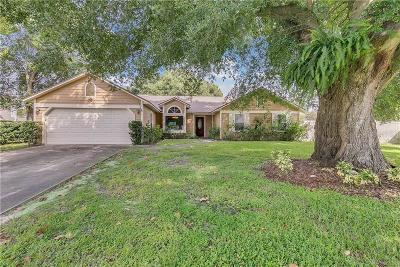 Ocoee Single Family Home For Sale: 2622 Cedar Bluff Lane