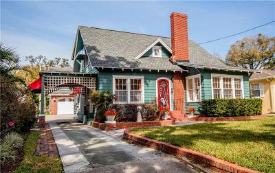 Orlando Single Family Home For Sale: 711 E Ridgewood Street