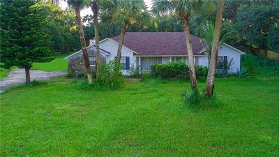 Winter Springs Single Family Home For Sale: 619 Morgan Street