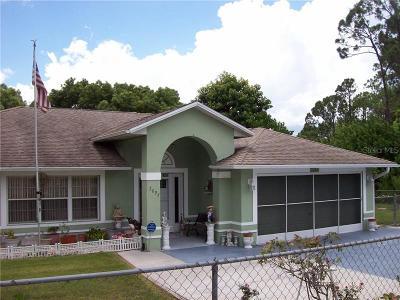Deltona Single Family Home For Sale: 2097 Howland Boulevard