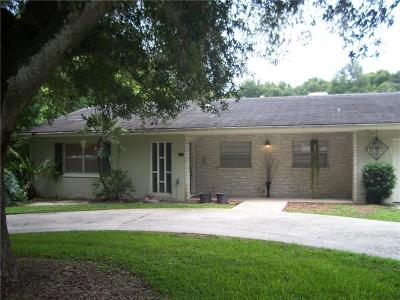 Apopka Single Family Home For Sale: 245 N Lake Avenue