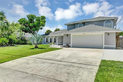 Brevard County Single Family Home For Sale: 1085 Audubon Road