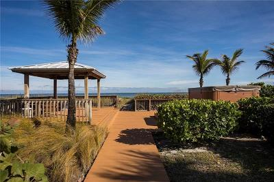 Brevard County Condo For Sale: 3409 S Atlantic Avenue #503