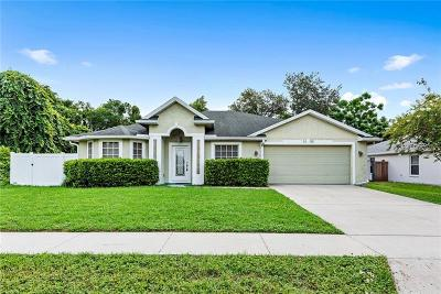 Deltona Single Family Home For Sale: 1406 Gaynor Court